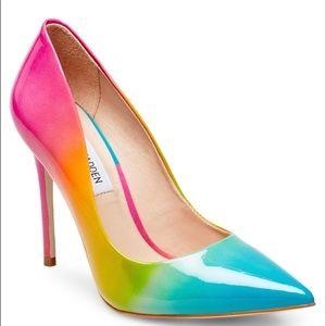 Steve Madden Zaney Rainbow Heels